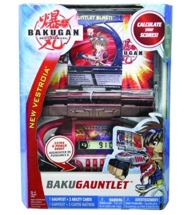 bakugauntlet s2 Top 10 Selling Bakugan – March 2011