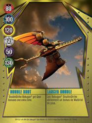 13 48d Double Shot Bakugan Gundalian Invaders 1 48d Card Set