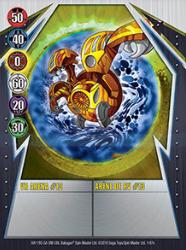 1e VR Arena 13 Bakugan Gundalian Invaders 1 47e Card Set