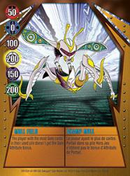 20 48d Moll Field Bakugan Gundalian Invaders 1 48d Card Set