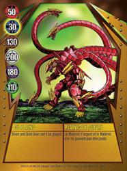 21e CU Plains Bakugan Gundalian Invaders 1 47e Card Set