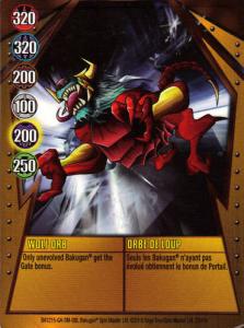 23e Wolf Orb 223x300 Bakugan Gundalian Invaders 1 47e Card Set