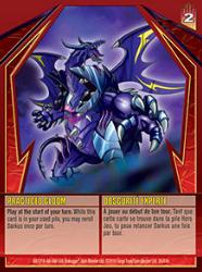 26e Practiced Gloom Bakugan Gundalian Invaders 1 47e Card Set