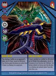 31e Night Help Bakugan Gundalian Invaders 1 47e Card Set