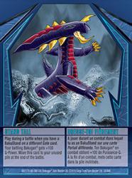 34 48d Stand Tall Bakugan Gundalian Invaders 1 48d Card Set