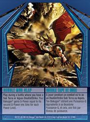 37 48d Double Mud Slap Bakugan Gundalian Invaders 1 48d Card Set