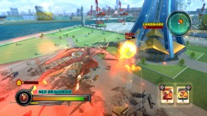 Bakugan DOTC 360 Screen 03 300x168 ACTIVISION PUBLISHING'S BAKUGAN™: DEFENDERS OF THE CORE  NOW AVAILABLE