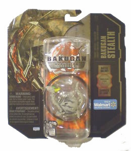 BakuGranite Bakugan Stealth
