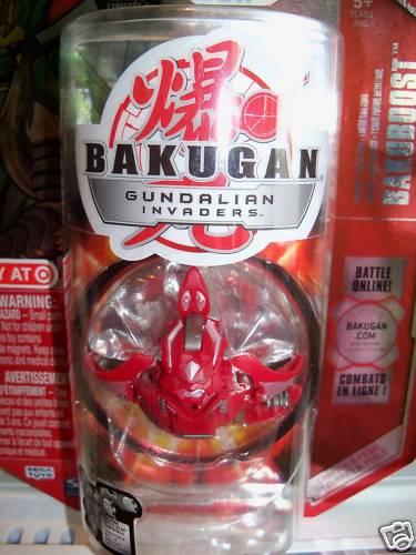Crimson and Pearl Strikeflier Crimson and Pearl Bakugan