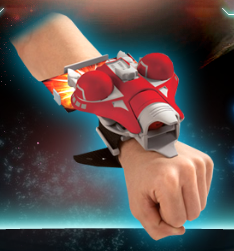 Wrist Launcher Bakugan Launchers