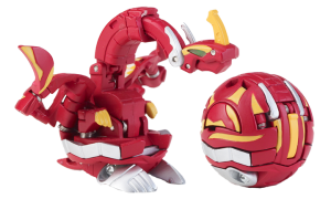 Iron Dragonoid 300x180 Mechtanium Surge Bakugan   Feb & March 2011 Previews