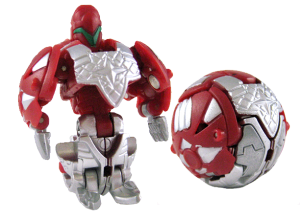 Taylean 300x220 Mechtanium Surge Bakugan   Feb & March 2011 Previews
