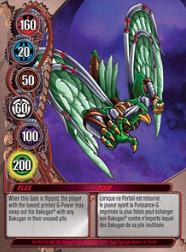 20f Flee Bakugan Mechtanium Surge 1 48f Card Set