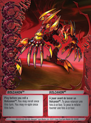 29f Bolcanon Bakugan Mechtanium Surge 1 48f Card Set