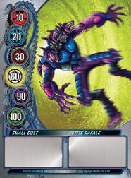 4f Small Gust Bakugan Mechtanium Surge 1 48f Card Set