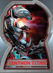 Zenthon titan Zenthon Titan Mechtogan