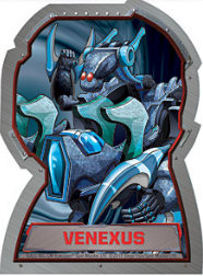 venexus Bakugan Season 4 Mechtogan Activator Cards