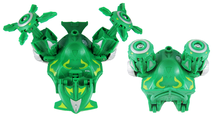 koptorix Mechtanium Surge Bakugan   May and June 2011 Release Preview