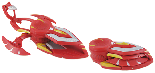 rapilator Mechtanium Surge Bakugan   May and June 2011 Release Preview
