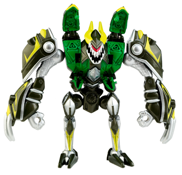 silentstrike Mechtanium Surge Bakugan   May and June 2011 Release Preview