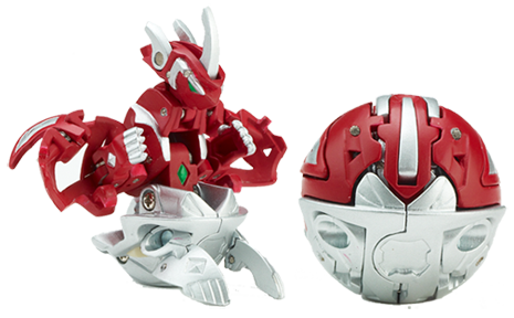 titanium dragonoid UnReleased Bakugan and Traps