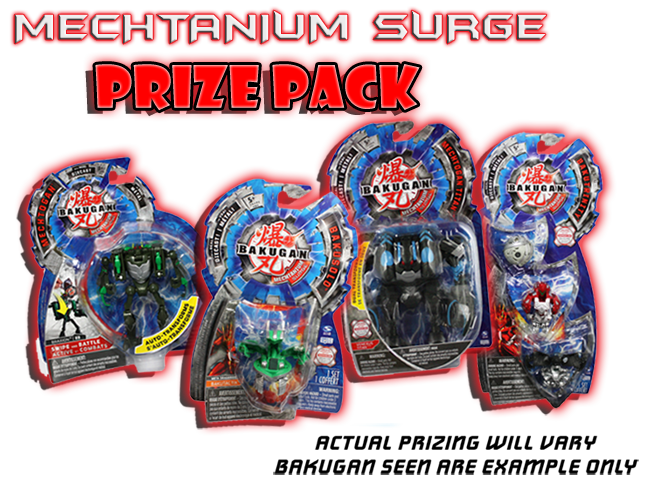BakuganMSComicContestPrizing Winners of the Mechtanium Surge Comic Contest   July 2011!