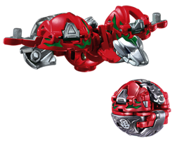 Betadron Bakugan: Mechtanium Surge   October & November Release Previews
