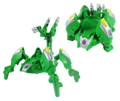 Clawbruk Bakugan: Mechtanium Surge   October & November Release Previews