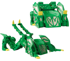 Fortatron Bakugan: Mechtanium Surge   October & November Release Previews