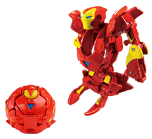 IronManClassic Bakugan: Mechtanium Surge   October & November Release Previews