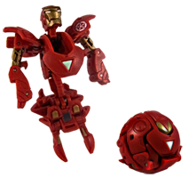 IronManExtremis Bakugan: Mechtanium Surge   October & November Release Previews