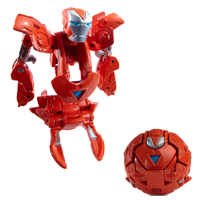 IronManSilver Bakugan: Mechtanium Surge   October & November Release Previews