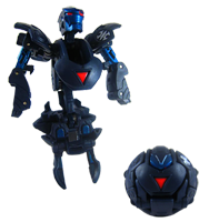 IronManStealth Bakugan: Mechtanium Surge   October & November Release Previews