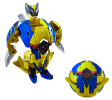 WolverineClassic Bakugan: Mechtanium Surge   October & November Release Previews