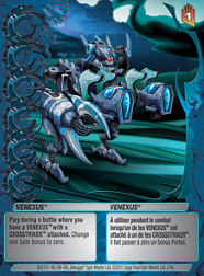 Venexus Bakugan 1 4a Mechtogan Card Set