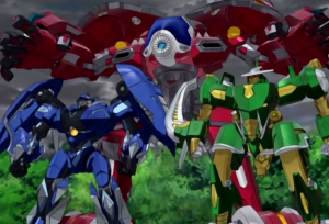 ep41 brawlers 300x204 New Bakugan Episode – Mechtanium Surge Episode 41: Evil Evolution