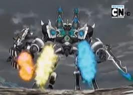 mech Mechtavius Destroyer: Bakugan Mechtanium Surge Antagonist