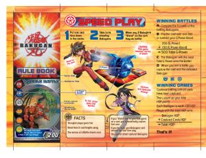 2 300x231 Bakugan: Battle Brawlers Manual (by Manuals Lib)