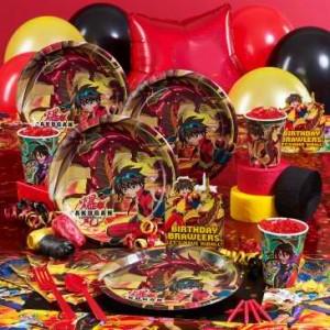 bday party2 300x300 Bakugan Party Theme