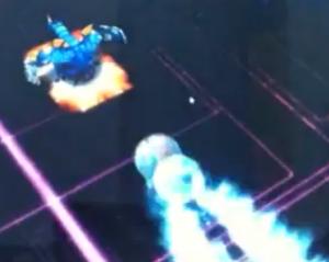 Jinryu 300x239 Bakugan Bakutech Episode 35: Odos versus Doubrew