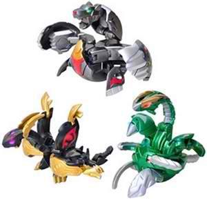 wynnDECK 3 Bakugan Bakutech New Toys