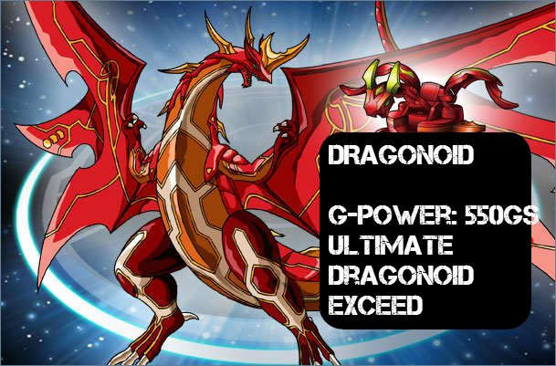 Ultimate Dragonoid Weekly Special: Bakugan Power Play!  Bakuganbuzz.com