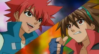 a feud between friends bakugan2 Episode 3: A Feud Between Friends!
