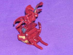 spyron pyrus 300x225 Sellons Spyron! Bakugan Mechtanium Surge Toys!
